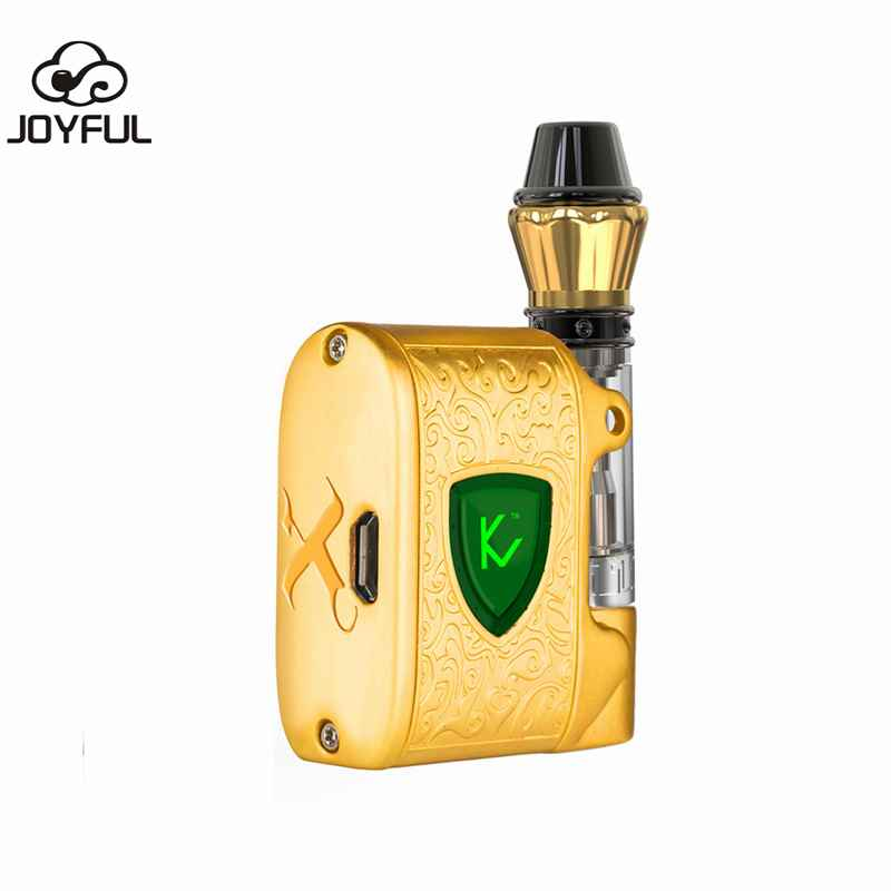Original Kangvape Zeus CBD Box Mod Battery with CBD atomizer